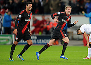 Fussball Uefa Champions League 2011/12: Bayer 04 Leverkusen - FC Valencia