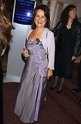 BARONESS HELENA KENNEDY at a dinner to announce the 2005 Man Booker Prize held at The Guilhall, City of London on 10th October 2005.<br /><br />NON EXCLUSIVE - WORLD RIGHTS