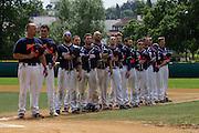 Challenge de France 2014. Coupe entre les &eacute;quipes Elites D1 du championnat de France de Baseball.<br /> Senart bat Montpellier 3 &agrave; 1 en 9 manches.