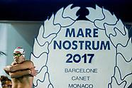 2017 MARE NOSTRUM Meet de Natation de Monte Carlo