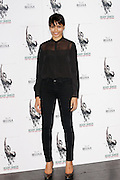 09.OCTOBER.2012. LONDON<br /> <br /> FREIDA PINTO AND AKRAM KHAN ATTEND A PHOTOCALL FOR NEW FILM DESERT DANCER AT SADLER'S WELLS THEATRE.<br /> <br /> BYLINE: EDBIMAGEARCHIVE.CO.UK<br /> <br /> *THIS IMAGE IS STRICTLY FOR UK NEWSPAPERS AND MAGAZINES ONLY*<br /> *FOR WORLD WIDE SALES AND WEB USE PLEASE CONTACT EDBIMAGEARCHIVE - 0208 954 5968*