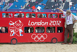 Photographers<br /> Olympic Games London 2012<br /> © Dirk Caremans
