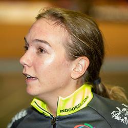 27-12-2019: Wielrennen: NK Baan: Alkmaar <br />Shanne Braspennicx