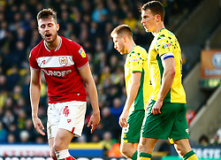 Adam Webster of Bristol City - Mandatory by-line: Phil Chaplin/JMP - FOOTBALL - Carrow Road - Norwich, England - Norwich City v Bristol City - Sky Bet Championship