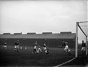07/11/1954<br /> 11/07/1954<br /> 07 November 1954<br /> Soccer International: Ireland v Norway at Dalymount Park, Dublin.