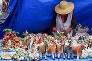 Street market, Cusco, Peru