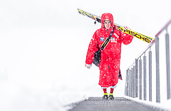 12.03.2019, Lysgards Schanze, Lillehammer, NOR, FIS Weltcup Skisprung, Raw Air, Lillehammer, Einzelbewerb, Herren, im Bild Stefan Kraft (AUT) // Stefan Kraft of Austria during the men's individual competition of the 2nd Stage of the Raw Air Series of FIS Ski Jumping World Cup at the Lysgards Schanze in Lillehammer, Norway on 2019/03/12. EXPA Pictures © 2019, PhotoCredit: EXPA/ JFK