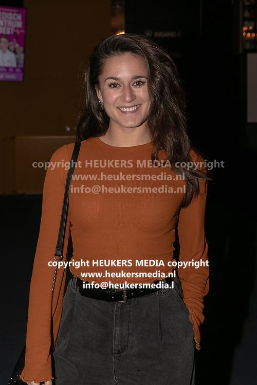 2019, Februari 18. Rijswijkse Schouwburg, Rijswijk. Premiere van Medisch Centrum Best. Op de foto: Esmee Dekker