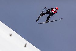 11.03.2019, Lysgards Schanze, Lillehammer, NOR, FIS Weltcup Skisprung, Raw Air, Lillehammer, Qualifikation, Herren, im Bild Stephan Leyhe (GER) // Stephan Leyhe of Germany during the men's qualification of the 2nd Stage of the Raw Air Series of FIS Ski Jumping World Cup at the Lysgards Schanze in Lillehammer, Norway on 2019/03/11. EXPA Pictures © 2019, PhotoCredit: EXPA/ JFK