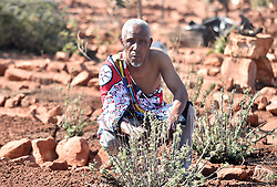 South Africa - Pretoria - 27 July 2020 - Traditional healer Ephrahim Mabena is a finalist among many Professors in the National Science and Technology Forum Awards.<br /> <br /> Picture: Thobile Mathonsi/African News Agency(ANA)