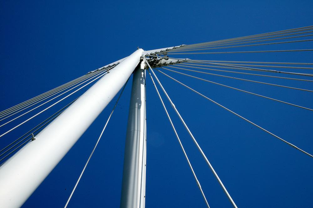 Hungerford Bridge, London WC1