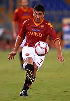 "david pizarro (roma)<br /> roma 27-08-2009 Stadio ""Olimpico""<br /> Europa League<br /> Roma Kosice 7-1<br /> foto massimo oliva insidefoto"