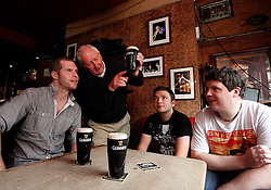 pictured at the launch of Arthur's Day 2011. Pic Andres Poveda CPR