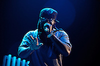 T-Pain performs in support of rEVOLVEr on Oct. 20 2011 at Staples Center in Los Angeles, CA