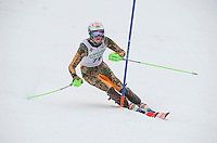GSC TEC Cup slalom 2nd run.  ©2016 Karen Bobotas Photographer