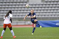 Josephine Henning  - 20.12.2014 - PSG / Montpellier - 14eme journee de D1<br /> Photo : Andre Ferreira / Icon Sport