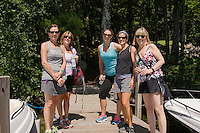 Hike up Rattlesnake Island on Lake Winnipesaukee.  ©2016 Karen Bobotas Photographer