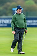 Former Royal and Ancient Chief Executive Peter Dawson on the 2nd hole during the final round of the Alfred Dunhill Links Championship European Tour at St Andrews, West Sands, Scotland on 29 September 2019.