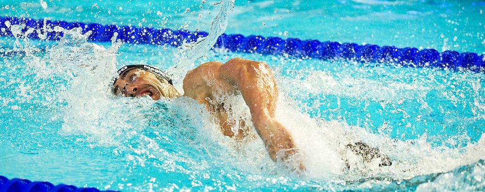 Magnini Filippo ITA.Men's 4x100m Freestyle.FINA World Short Course Swimming Championships.Istanbul Turkey 12 - 16 Dec. 2012.Day 01.Photo G.Scala/Deepbluemedia/Inside