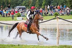 Vervaecke Kris, BEL, Hopper Ten Hunsel<br /> FEI European Eventing Championships Strzegom 2017<br /> © Hippo Foto - Eric Knoll
