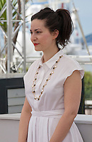 Director Rebecca Zlotowski at the Jury De La Cinefondation Et Des Courts Metrages  film photo call at the 68th Cannes Film Festival Thursday May 21st 2015, Cannes, France.