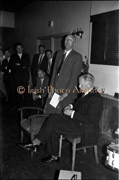 23/05/1963<br /> 05/23/1963<br /> 23 May 1963<br /> Esso Staff Golf Outing at Woodbrook Golf Club, Co. Dublin.