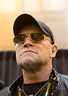 February 8, 2014, New Orleans, LA, Actor Michael Rooker at Comic Con,  best known for  his role as Merle Dixon , Daryl's brother, in the AMC hit television series The Walking Dead. <br /> The Walking Dead premiered in 2010 and is into its fourth season.