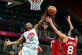 Basketball, Womens - Turkey vs USA (Preliminary Round Group A)
