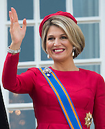 Dutch Royal Family attend Princes Day celebrations in The Hague
