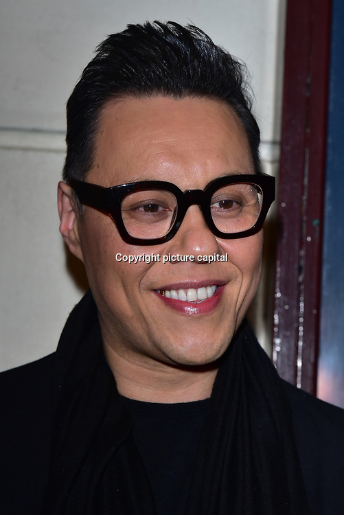 London, England, UK. 23 January 2018. Gok Wan Arrivers at Beginning - press night at Ambassadors Theatre.