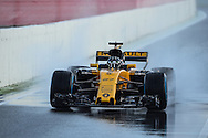 Nico Huelkenberg during Formula One testing at Circuit de Catalunya, Barcelona<br /> Picture by EXPA Pictures/Focus Images Ltd 07814482222<br /> 02/03/2017<br /> *** UK &amp; IRELAND ONLY ***<br /> EXPA-EIB-170302-0469.jpg