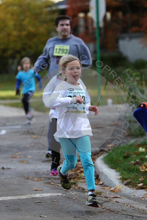 2014 Frank Lloyd Wright Races in Oak Park, Ill. Sunday, October 19, 2014.