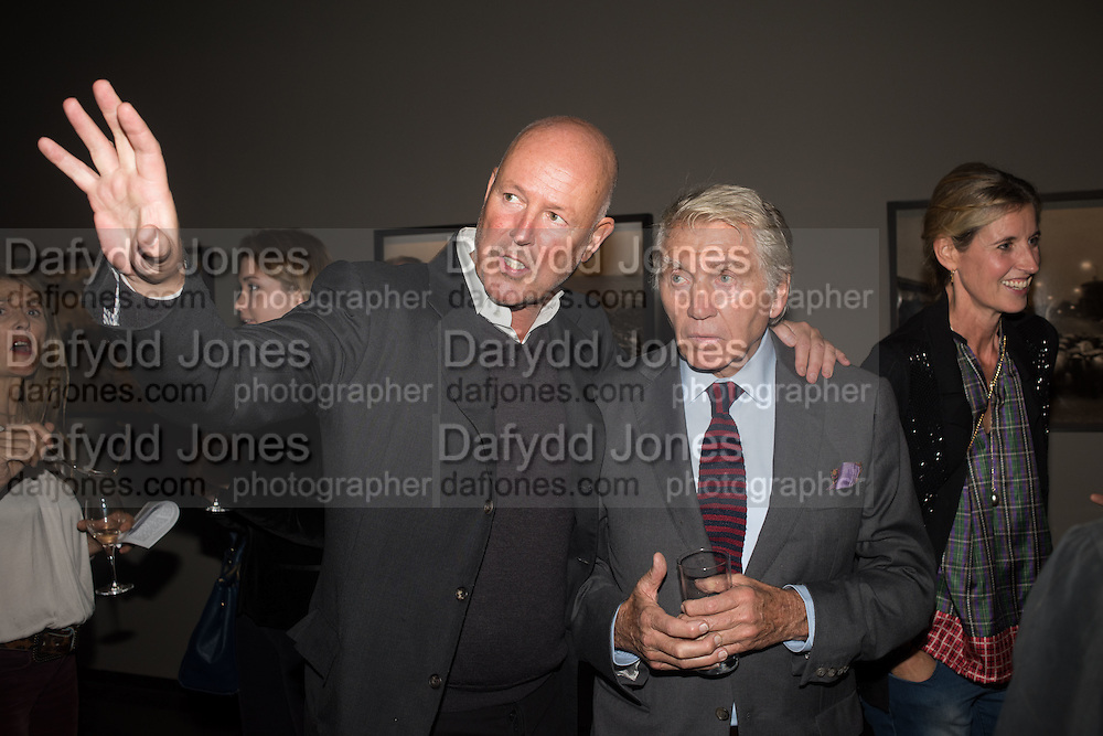 SIMON OAKES; DON MCCULLIN; BELLA POLLEN, Don McCullin: Eighty. Hamiltons, Carlos Place, London. 24 September 2015.