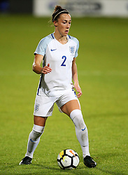Lucy Bronze of England - Mandatory by-line: Matt McNulty/JMP - 19/09/2017 - FOOTBALL - Prenton Park - Birkenhead, United Kingdom - England v Russia - FIFA Women's World Cup Qualifier