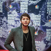MON/Monaco/20140527 -World Music Awards 2014, James Arthur