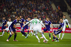 Asmir Suljic during football match between NK Maribor and NK Olimpija Ljubljana in Round #14 of Prva liga Telekom Slovenije 2018/19, on October 27, 2018 in Ljudski Vrt, Maribor, Slovenia. Photo by Morgan Kristan