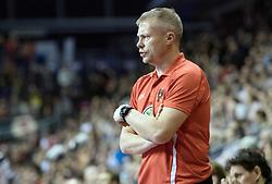 BERLIN - Indoor Hockey World Cup<br /> Quarterfinal 2: Austria - Poland<br /> foto: SZMIDT Tomasz<br /> WORLDSPORTPICS COPYRIGHT FRANK UIJLENBROEK