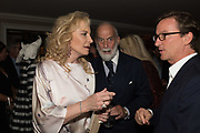 PRINCES MICHAEL OF KENT; PRINCE MICHAEL OF KENT; THADDEUS ROPAK, Robin Birley and Lady Annabel Goldsmith Summer Party. Hertford St. London. 5 July 2017