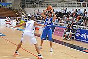 TRENTO, 25/07/2012<br /> TRENTINO BASKET CUP 2012<br /> ITALIA - FINLANDIA<br /> NELLA FOTO: LUCA VITALI<br /> FOTO CIAMILLO