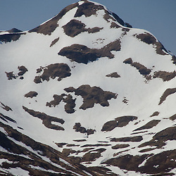 Barometer Mountain, Kodiak Island, Alaska, US