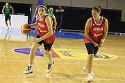 Taranto 19-05-2011<br /> Ritiro Nazionale Italiana Donne<br /> Allenamenti<br /> Nella foto Simona Ballardini<br /> AUTORE : Agenzia Ciamillo-Castoria/ElioCastoria