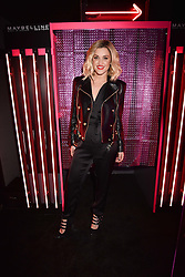 Ashley Roberts at the Maybelline New York Bring on The Night party hosted by Adriana Lima & Jourdan Dunn at Scotch of St.James, 13 Masons Yard, England. 18 February 2017.