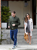 Iker and Sara in Madrid waiting for baby to arrive