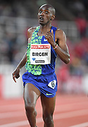 Bethwell Birgen (KEN) places fourth in the 1,500m in 3:39.18 during the Bauhaus-Galan in a IAAF Diamond League meet at Stockholm Stadium in Stockholm, Sweden on Thursday, May 30, 2019. (Jiro Mochizuki/Image of Sport)