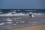 Sylt, Germany. The Beach at Wenningstedt-Braderup.