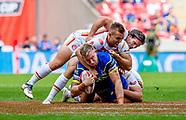 Catalan Dragons v Warrington Wolves