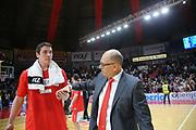 pallacanestro basket campionato 2016 2017 <br /> Pala2a<br /> Varese openjobmetis Vs Trentino dolomiti :