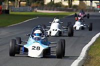 #28 Jamie JARDINE Reynard 84FF during Avon Tyres Formula Ford 1600 National & Northern Championship - Pre 90 - Qualifiying  as part of the BRSCC Oulton Park Season Opener at Oulton Park, Little Budworth, Cheshire, United Kingdom. April 09 2016. World Copyright Peter Taylor/PSP. Copy of publication required for printed pictures.  Every used picture is fee-liable.