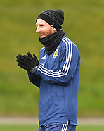 Argentina Training Camp - 20 March 2018