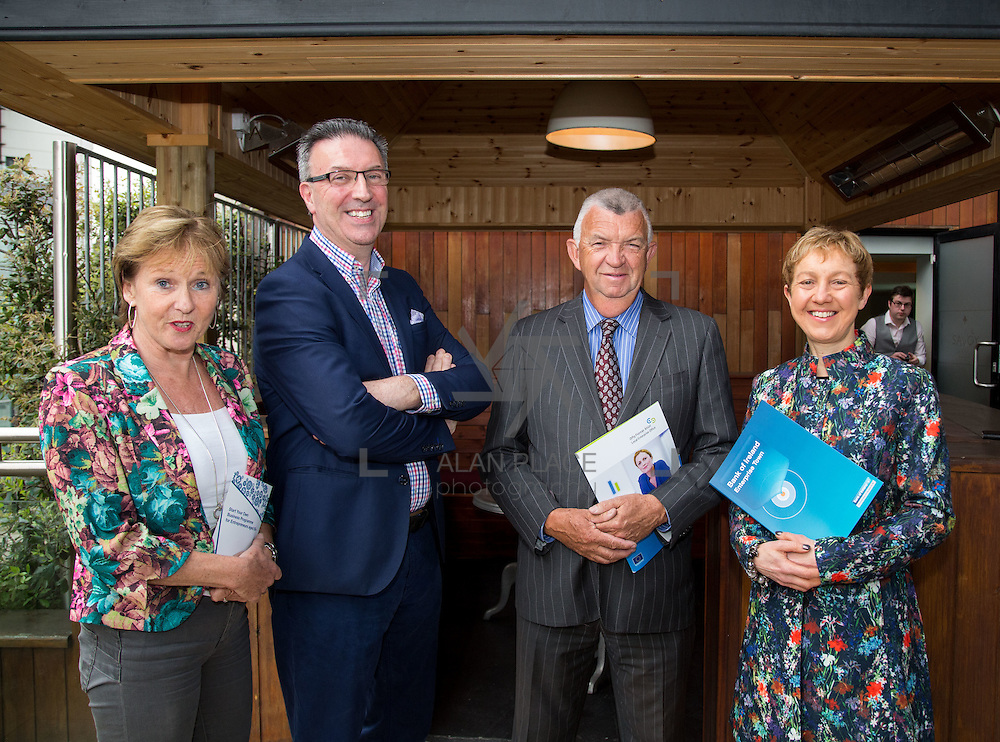 17.05.2016               <br /> A seminar focused on a Start your Own Business programme, targeted at mature entrepreneurs aged 55 plus took place in the Savoy Hotel, Limerick on Tuesday evening, 17 May.  Called Ingenuity, the programme, led by the Ireland Smart Ageing Exchange (ISAX) and sponsored by Bank of Ireland will be run in collaboration with the Local Enterprise Office in Limerick, and will take place over eight weeks, starting in late September 2016.  The seminar provided detailed information on the Start your Own Business programme that will seek interest from those looking to set up both lifestyle and fast-growth businesses.  <br /> <br /> Pictured at the event are, Anne Connelly, CEO, Ireland Smart Ageing Exchange, Pat Carroll, Startup Community Manager Bank of Ireland, Eamon Ryan, CEO, Local Enterprise Office, Limerick and Briga Hynes, UL. Picture: Alan Place